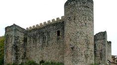 Castillo de la Triste Condesa, en Arenas de San Pedro Ávila España.