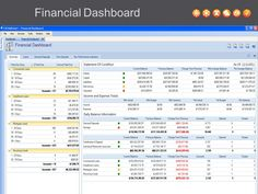 Financial Dashboard Jason Young. Information overload ... Financial Dashboard Computer Services, Inc.   CEO Conference 2012 7