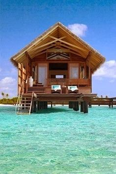 Hit list - honeymoon in Bora Bora