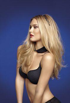 dressed up black bra