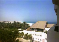 #tbt The view from our #JAjebelalibeachhotel over the Gulf in 2002 (photo courtesy of Deborah & Steve Hutton).