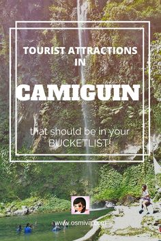 Guide to the best places to visit in Camiguin, Philippines :)