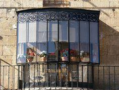 Balcon de hierro