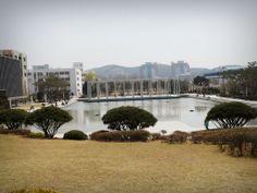 Hanyang university, Ansan, Korea