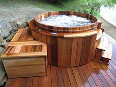 Hot tub électrique