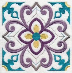 Marrakesh Tile 4