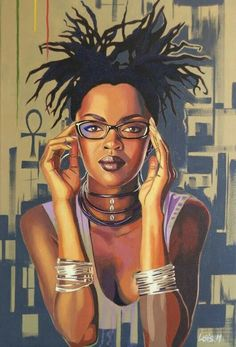 Black Artist Space — Black artists who were recently featured on our. Black Love Art, Black Girl Art, Art Girl, Black Art Painting, Black Artwork, Photo Lovers, Arte Black, Natural Hair Art, Creation Art