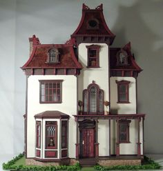 Beacon Hill Exterior by debsminis, via Flickr  This one's in my house!
