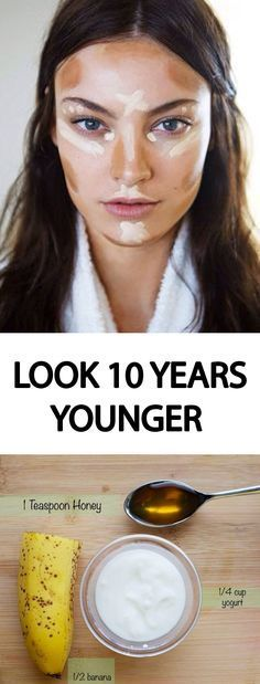 Look 10 Years Younger Without Using Deadly Toxins   look younger tips naturally   look younger makeup