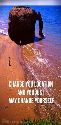 Elephant Rock,Prince Edward Island: #travel #tour #vacation #holiday #destination #beautiful