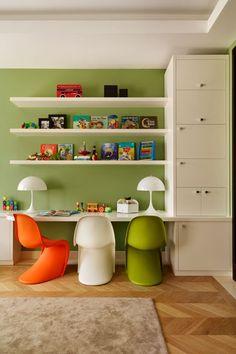 Happy Homeworkers - Kids' Bedroom Ideas - Childrens Room, Furniture, Decorating (EasyLiving.co.uk)