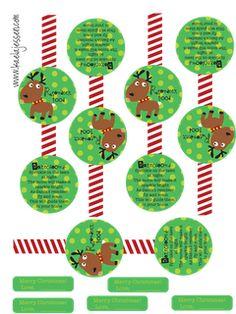 reindeer food have-yourself-a-merry-lil-christmas Christmas Fayre Ideas, Christmas Tag, Winter Christmas, Holiday Crafts, Holiday Fun, Holiday Ideas, Christmas Decor, Childrens Christmas, Preschool Christmas