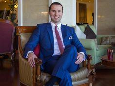 Award-Winning Hotelier Kai Schukowski Promoted to General Manager #luxuryhotels