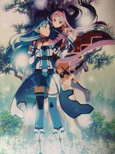 Yuuki&Asuna <3