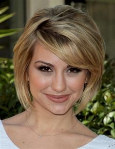 Short bob. I think I'm going to get my hair like this...Opinions?