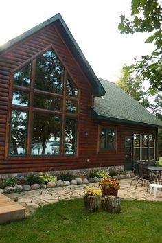 Walker Vacation Rental - VRBO 467633 - 4 BR Leech Lake Cabin in MN, Beautiful Lake Home on Leech Lake