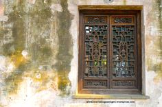 Old Chinese Window