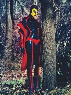Steven Klein Shot Super Linda Evangelista for W Magazine
