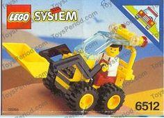 LEGO 6512 Landscape Loader Image 1