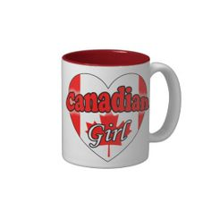 Canadian Girl Coffee Mugs - I Am Canadian, Canadian Girls, Photo Mugs, Funny Jokes, Coffee Mugs, Tea Time, Designers, Husky Jokes, Coffee Cups