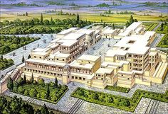 Have you not heard Minoan Civilization or King Minos before? Read my intro on Minoan Crete. Few words on Knossos Palace and Minoan Art culture & mythology. Greek History, Ancient History, Art History, Architecture Antique, Ancient Greek Architecture, Santorini, Mykonos, Ancient Rome, Ancient Greece