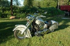2002 Indian motorcycle 2250 built