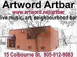 Arts List Hamilton