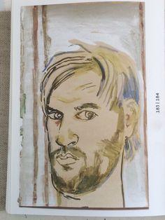 Zelfportret, Jasper Krabbé