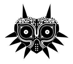 """""""Majoras Mask Vector"""" by reptiletc.deviantart.com on @DeviantArt"""