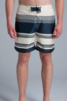Lifetime Collective / Uniform Standard / SHORTS / CHARLIE DON'T SURF - BLUE STRIPE