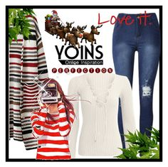 """Yoins 5/1"" by erina-salkic ❤ liked on Polyvore featuring yoins, yoinscollection and loveyoins"