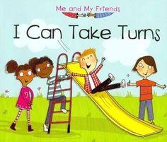 I Can Take Turns (Acorn)