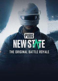 PUBG: NEW STATE - THE ORIGINAL BATTLE ROYALE Wallpaper By GameKillerMods.com New Ios, Free Games, Teaser, Battle, Shit Happens, The Originals, Reading, Wallpaper, Wallpapers