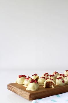 White Chocolate and Baileys Truffles | Made From Scratch
