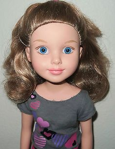 MGA-Entertainment-BFC-Best-Friends-Club-18-Doll-Blue-Eyes-w-Clothes