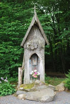 Shrine - Topilo, Podlaskie, Poland