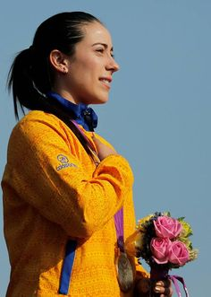 Mariana Pajon. Guerrera Cycling, Bicycle, My Style, Amazing, People, Bicycles, Warriors, Bike, Folk