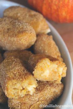 fusillialtegamino: Crocchette di Zucca e Patate al Forno