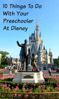 10 Things To Do With Your Preschooler At Disney - TheSuburbanMom
