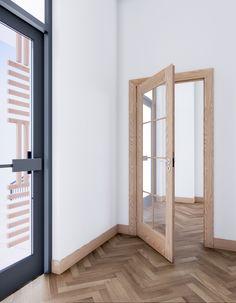 Door and floor design. Doors And Floors, Floor Design, Divider, Flooring, Architecture, Gallery, Interior, Room, Projects