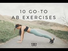 10 Go-To Ab Exercises with Kenzie Tibbitts – Albion