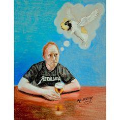 """Richard's Lament"" by Steven McNeely Howard Stern Show, Painting, Instagram, Art, Art Background, Painting Art, Kunst, Paintings, Performing Arts"