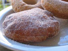 Gluten-Free Sufganiyot - Jelly Donuts