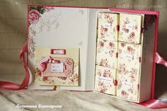Mini Scrapbook Albums, Mini Albums, Erwarten Baby, Box Bag, Notebook, Notes, Frame, Blog, Gifts