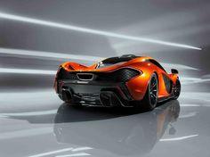 Photo: Picture 2 - Paris preview: McLaren P1