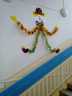 Farsang II. Techno, Kindergarten, Puzzle, Paper Crafts, Education, Halloween, Children, Winter Time, Clowns