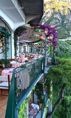 Hotel Il San Pietro di Positano, Amalfi, Italy….