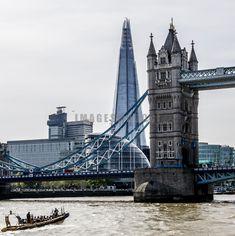 Tower Bridge London, Travel, Viajes, Destinations, Traveling, Trips