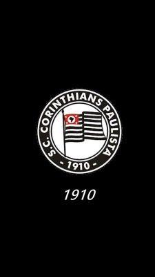 Wallpaper Corinthians - Símbolo Wallpaper Corinthians, Corinthian Casuals, Sport Club Corinthians, Sports Clubs, Juventus Logo, Real Madrid, Soccer, Black And White, Logos