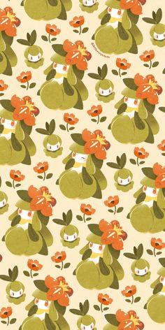 Pokemon Backgrounds, Cool Pokemon Wallpapers, Cute Pokemon Wallpaper, Cute Patterns Wallpaper, Cute Backgrounds, Kawaii Wallpaper, Wallpaper Iphone Cute, Pretty Wallpapers, Animes Wallpapers